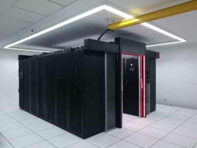 DATA CENTER DESIGN / BUILT