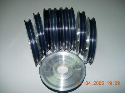 Ceramic coating Pulley