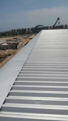 Melaka Site Dura Desk / Rockwool / Netting