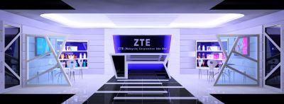 PROPOSAL ZTE (M) OFFICE RECEPTION DESIGN
