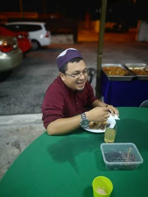 RAMADHAN IFTAR 2019 AT OFFICE COMPOUND