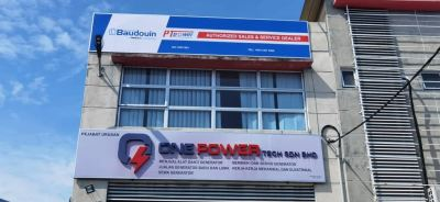 One Power Tech Sdn Bhd has appointed by PT Power (HSP) as authorized sales and service dealer