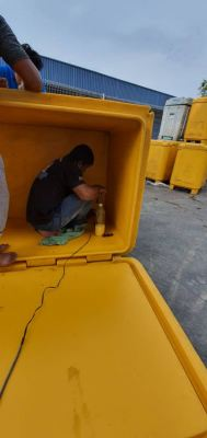 We are keep on maintenance our Dry Ice Insulated Container to serve our client for better quality