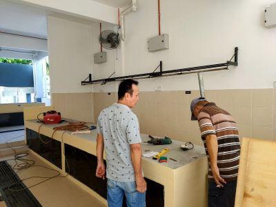 Grill & Iron Shelf  @Pandan Indah (Kuala Lumpur)