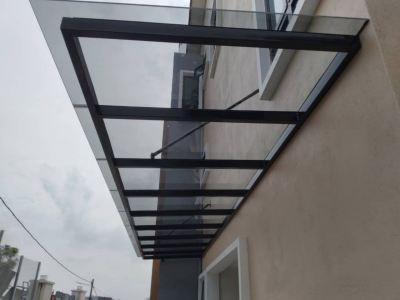 Glass Roofing @Salak South Garden