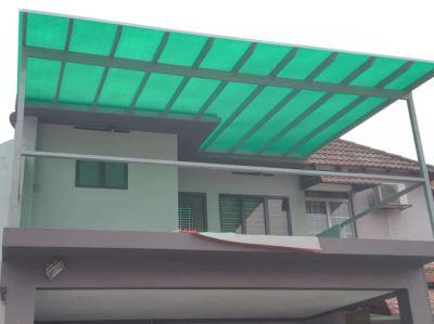 Polycarbonate @Jalan Usj 1/4N, Subang Mewah, Selangor
