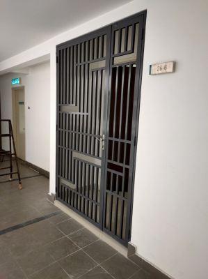 Grill Door @Avantas Residence, Jalan Klang Lama, Kuala Lumpur