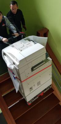 photocopier base demo