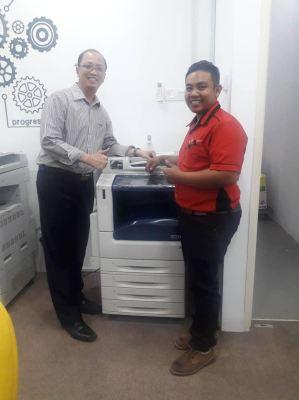 Office Photocopy Machine Rental Service @Sri Petaling