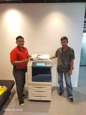Photocopy Machine Rental Service Bukit Jalil