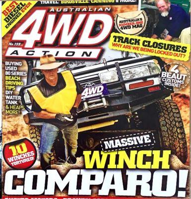 AUSTRALIAN 4WD ACTION NO.159