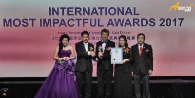 International Most Impactful Awards 2017