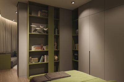 Green Bedroom Decor