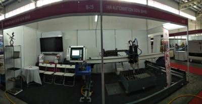 Booth B-25