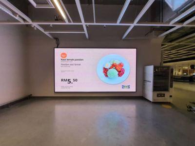 P3 Indoor 19 SQM LED Screen