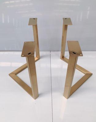 PVD table leg
