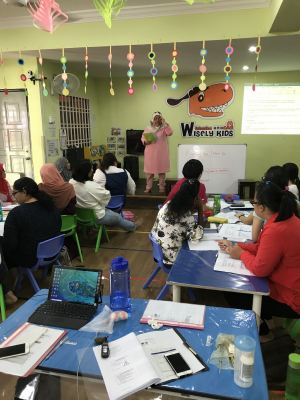 ISO 9001:2015 Awareness in-house training at Tadika Ehsan Jaya