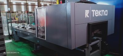 Tekna 4-Axis Milling Machine