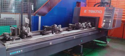 Tekna 4-Axis Milling Machine