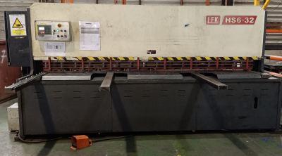 LKF Shearing Machine HS6-32