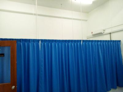 Clinic Curtain Project