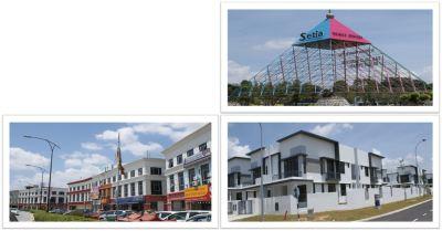 SP Setia @ Bukit Indah