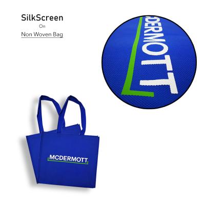 Non Woven Bag - Silkscreen