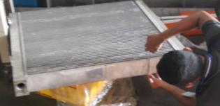 Cooler Cleaning/Repairing