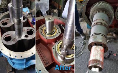 Root Blower Overhaul
