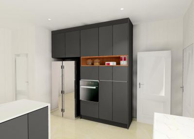 KITCHEN CABINET ECOWORLD