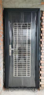 Anya Security Door Installation #2