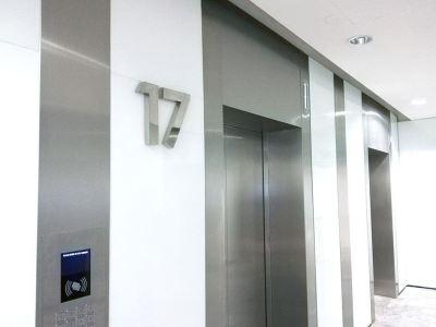 Lift Panel/Lift Door Jamb