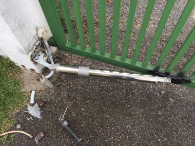 Sw300 Stainless Steel Arm Autogate Anti-Rust