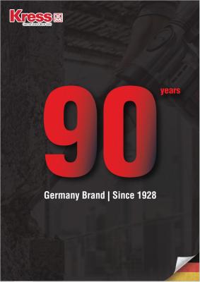 KRESS GERMAN BRAND SINCE 1928