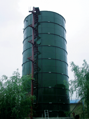 Shanxi, Fruit and vegetable wastewater EGSB 8.8-20.0m