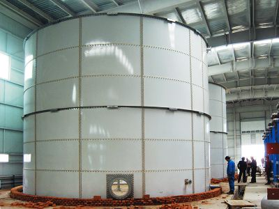 Drinking Water Tank Projects