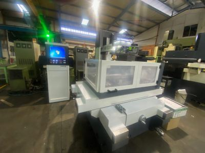 One unit HZHF HF630MZQs-G20 was delivered to listed company mould maker in Bangi