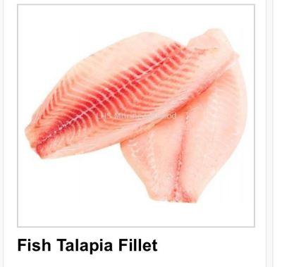 Fish Talapia Fillet