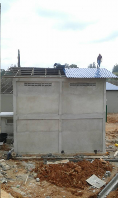 FULLY ENCLOSED SYSTEM
