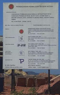 Project-Kedah Darul Aman