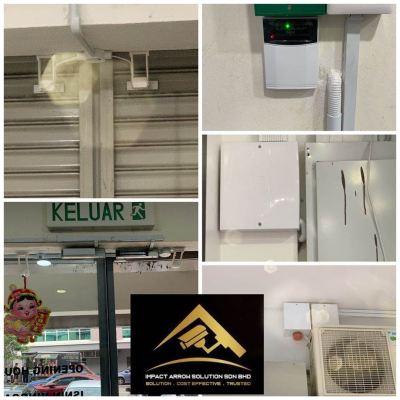 19AUG2020 Defender 8 Zone Alarm System Selangor, Kuala Lumpur,Sri Petaling, Kuchai Lama,Taman OUG
