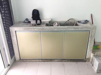 cabinet swing door +composite panel