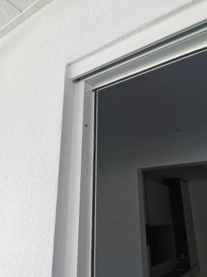 Heavy duty folding door p /c white +green glass @jalan Damai Perdana 9 /2G,Bandar Damai Perdana, Kuala