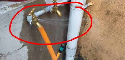 Outdoor/Exterior Housing piping & Plumber services