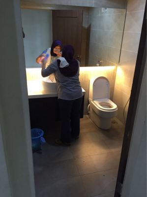 Office Cleaning in Temasya Glenmarie