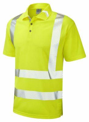 Man safety short sleeve shirt
