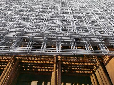 Galvanised wire mesh and brc wire mesh malaysia