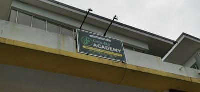 signboard At Kl