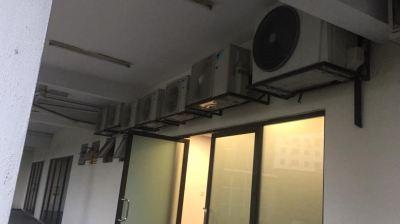 Air cond installation pj ss2