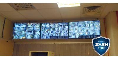 CCTV 100 Camera Menara Serba Dinamik IP 4.0 MP